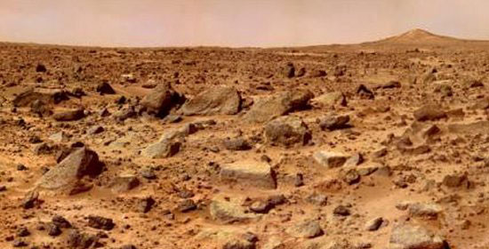 Mars, believe it or not.